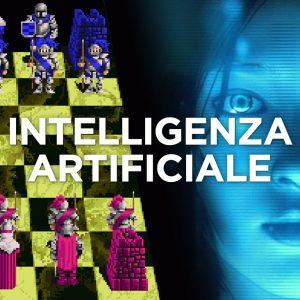 Intelligenza artificiale - Dagli scacchi alle menti digitali