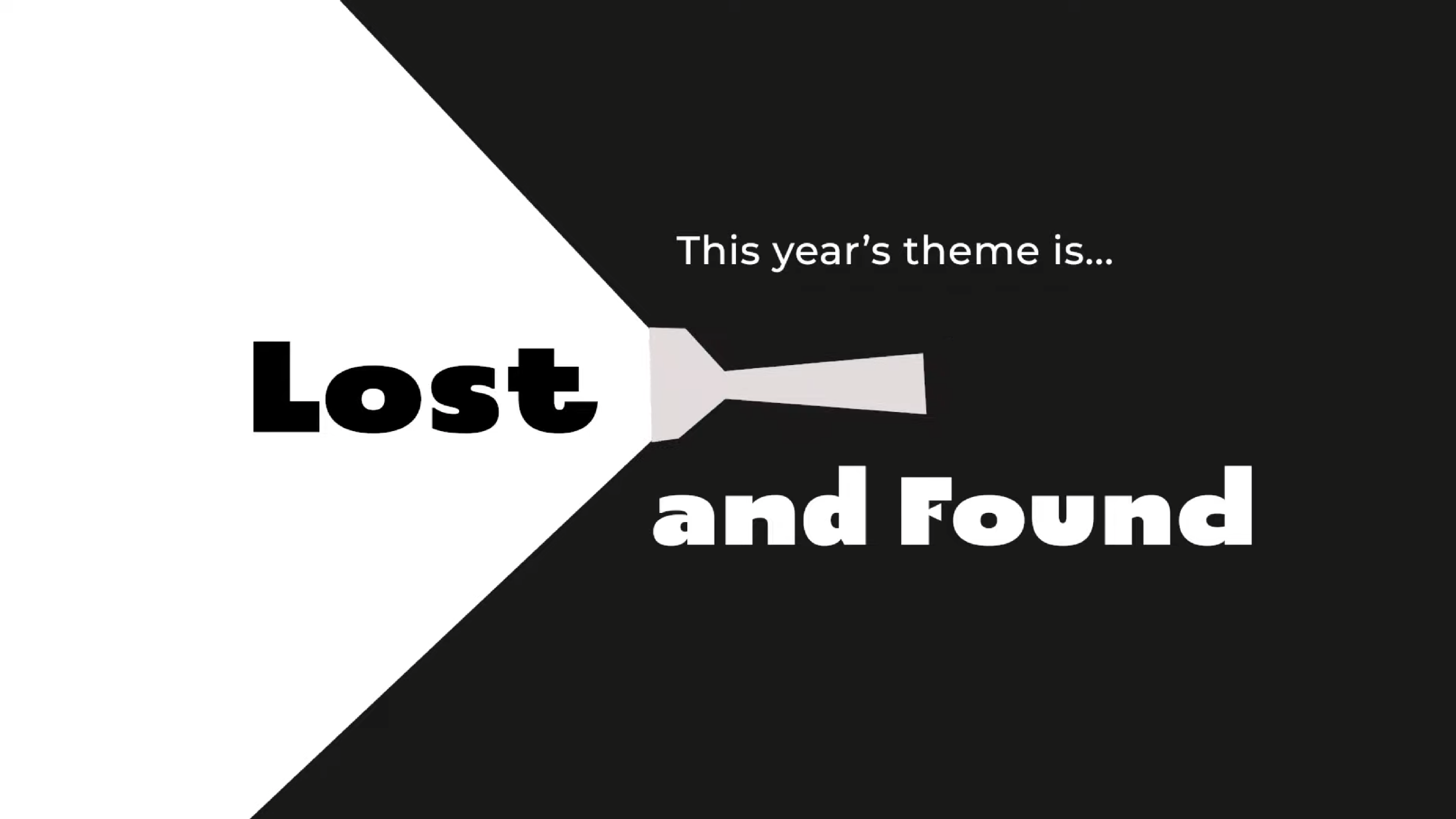Lost and Found - Global Game Jam 2021 Theme